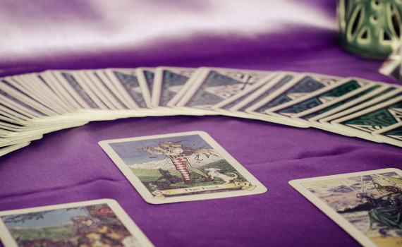 Tarot encounters