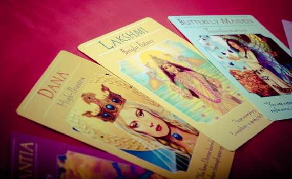 Goddess Guidance Oracle Cards_Tarot encounters