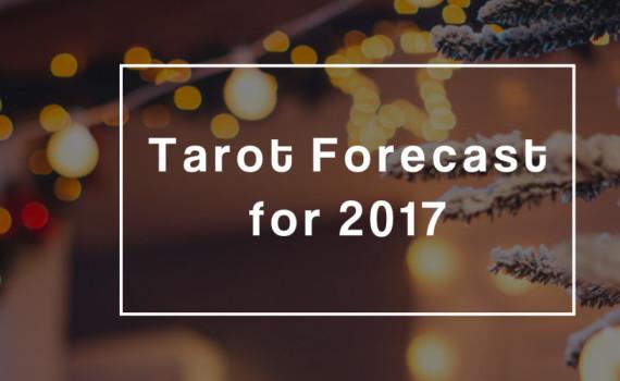 Tarot forecast_2017