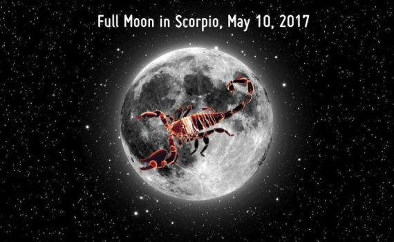 Full Moon in Scorpio_Tarotencounters